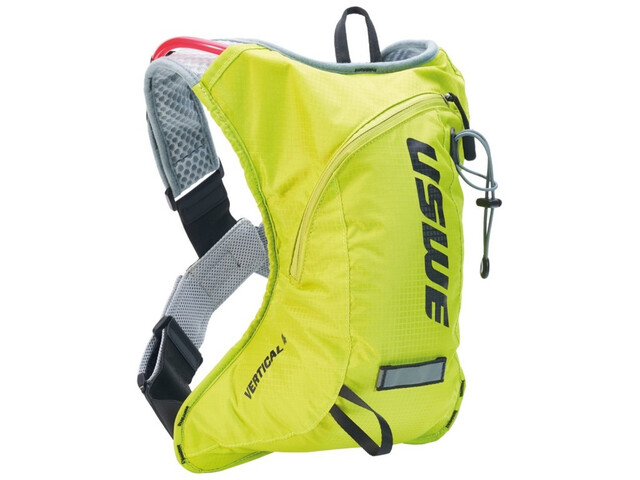USWE Vertical 4 Hydration Backpack yellow